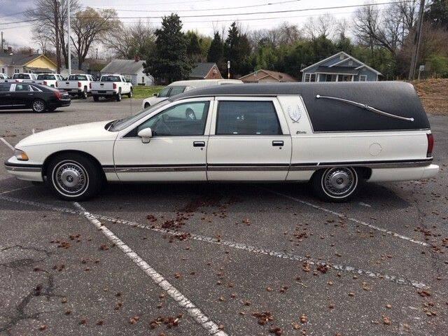 1993 Buick Roadmaster for sale in Cadillac, MI