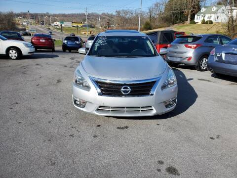 2013 Nissan Altima for sale at DISCOUNT AUTO SALES in Johnson City TN