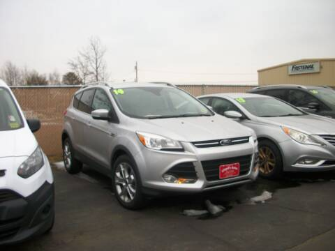 2014 Ford Escape for sale at Lloyds Auto Sales & SVC in Sanford ME