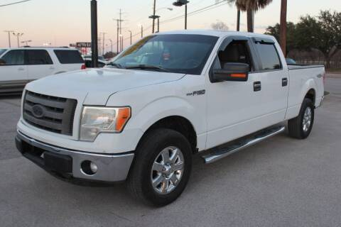 2013 Ford F-150 for sale at Flash Auto Sales in Garland TX