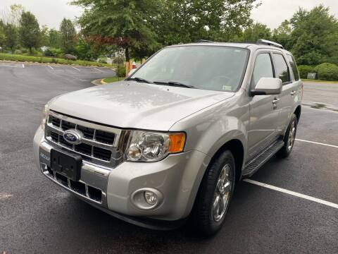 2009 Ford Escape for sale at Dreams Auto Sales LLC in Leesburg VA