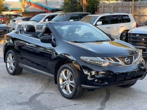 2011 Nissan Murano CrossCabriolet for sale at AWESOME CARS LLC in Austin TX