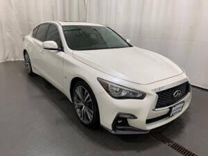2018 Infiniti Q50 for sale at Cj king of car loans/JJ's Best Auto Sales in Troy MI