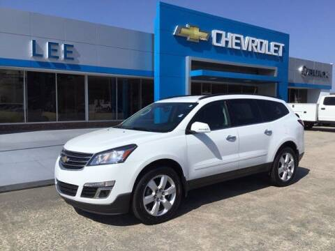 2017 Chevrolet Traverse for sale at LEE CHEVROLET PONTIAC BUICK in Washington NC