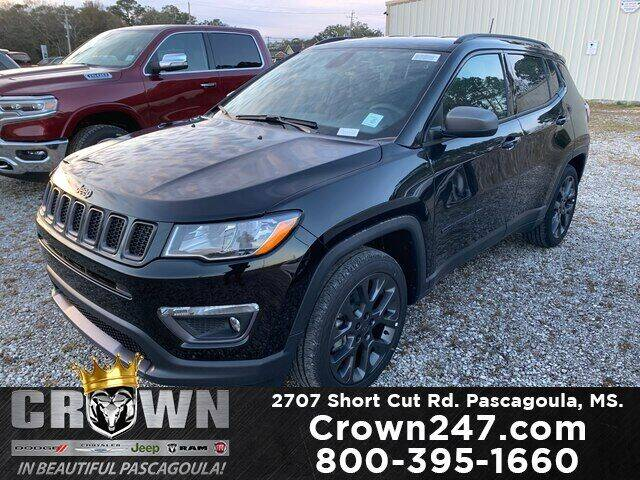 2021 Jeep Compass for sale at CROWN  DODGE CHRYSLER JEEP RAM FIAT in Pascagoula MS