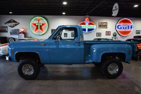 1977 GMC K15 1/2 ton 4wd for sale at Choice Auto & Truck Sales in Payson AZ