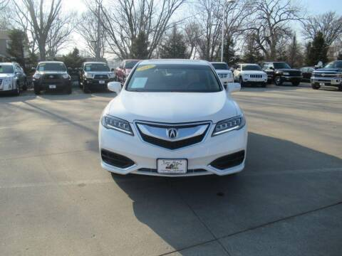 2017 Acura RDX for sale at Aztec Motors in Des Moines IA