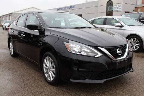 2018 Nissan Sentra for sale at SHAFER AUTO GROUP in Columbus OH