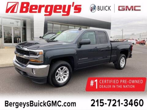 2019 Chevrolet Silverado 1500 LD for sale at Bergey's Buick GMC in Souderton PA