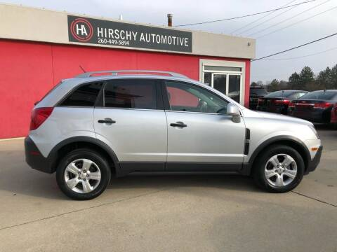 2015 Chevrolet Captiva Sport Fleet for sale at Hirschy Automotive in Fort Wayne IN