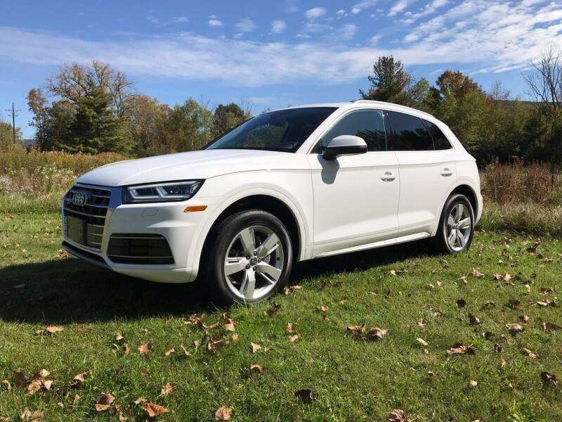 2018 Audi Q5 for sale at EuroMotors LLC in Lee MA