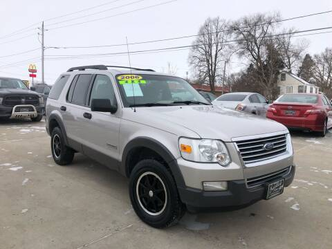 2006 Ford Explorer for sale at Zacatecas Motors Corp in Des Moines IA