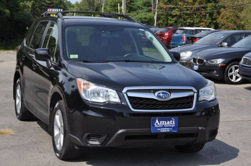 2014 Subaru Forester for sale at Amati Auto Group in Hooksett NH