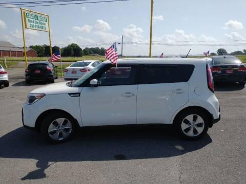 2015 Kia Soul for sale at Space & Rocket Auto Sales in Meridianville AL