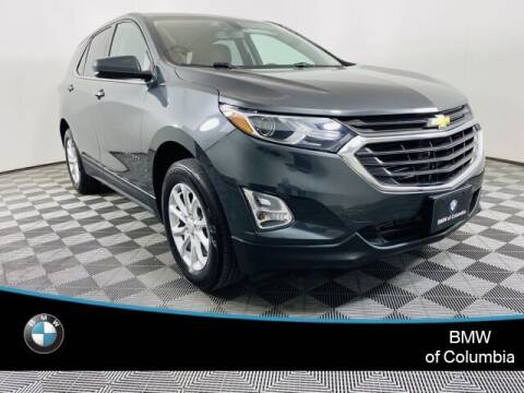 2018 Chevrolet Equinox for sale at Preowned of Columbia in Columbia MO