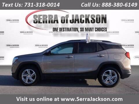 2018 GMC Terrain for sale at Serra Of Jackson in Jackson TN