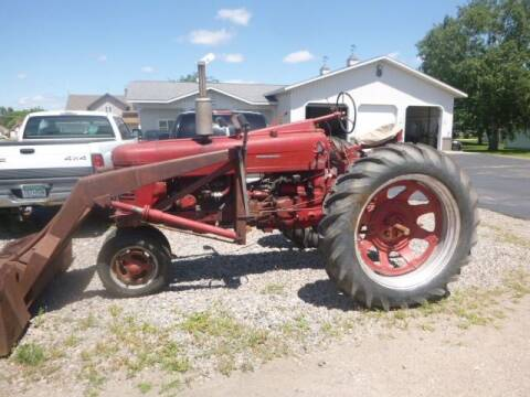 1951 FARMALL 300 for sale at JIM WOESTE AUTO SALES & SVC in Long Prairie MN
