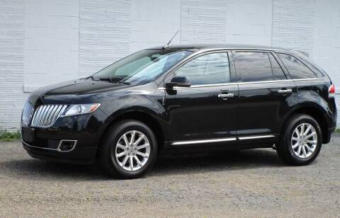 2013 Lincoln MKX for sale at Kohmann Motors & Mowers in Minerva OH