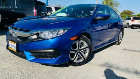 2018 Honda Civic for sale at La Playita Auto Sales Tulare in Tulare CA