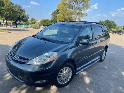 2008 Toyota Sienna for sale at Hatimi Auto LLC in Austin TX