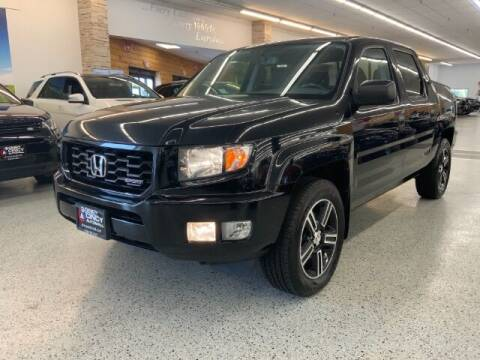 2013 Honda Ridgeline for sale at Dixie Imports in Fairfield OH