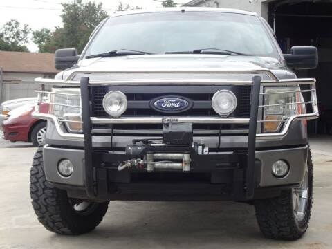 2010 Ford F-150 for sale at Deal Maker of Gainesville in Gainesville FL
