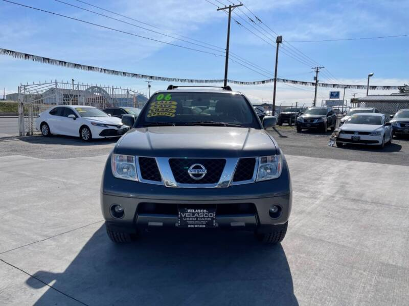 2006 Nissan Pathfinder for sale at Velascos Used Car Sales in Hermiston OR