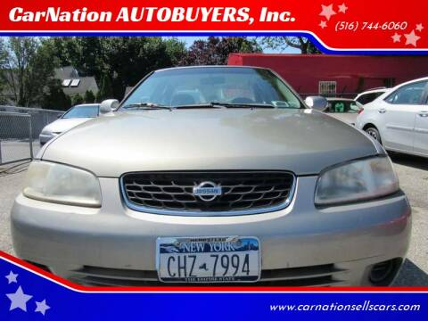 2002 Nissan Sentra for sale at CarNation AUTOBUYERS, Inc. in Rockville Centre NY