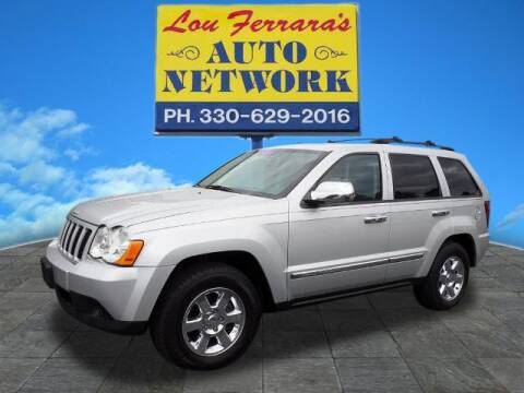 2010 Jeep Grand Cherokee for sale at Lou Ferraras Auto Network in Youngstown OH