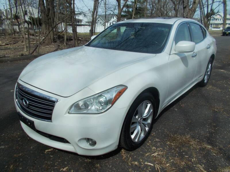 2011 Infiniti M56 for sale at Mercury Auto Sales in Woodland Park NJ