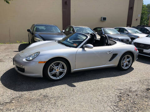 2007 Porsche Boxster for sale at Matrone and Son Auto in Tallman NY