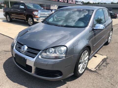 2008 Volkswagen R32 for sale at DriveSmart Auto Sales in West Chester OH