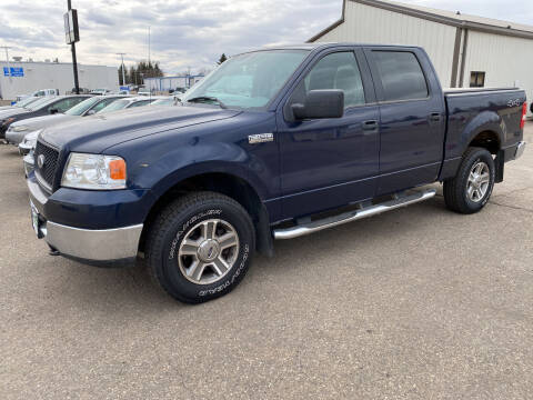 2005 Ford F-150 for sale at Murphy Motors Next To New Minot in Minot ND