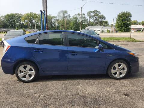 2010 Toyota Prius for sale at Dave's Garage & Auto Sales in East Peoria IL