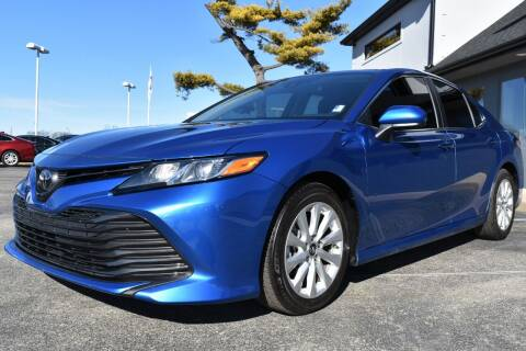 2019 Toyota Camry for sale at Heritage Automotive Sales in Columbus in Columbus IN
