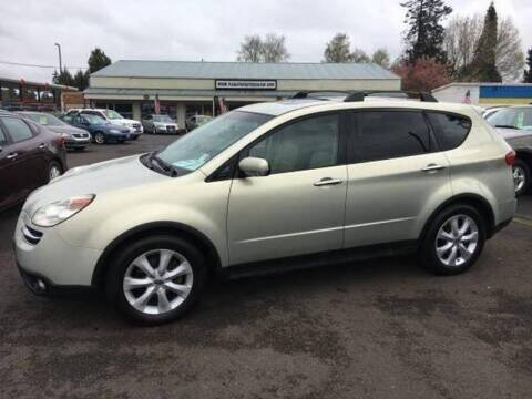 2006 Subaru B9 Tribeca for sale at PJ's Auto Center in Salem OR