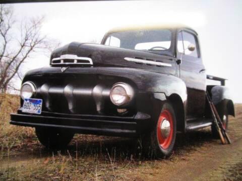 1951 Ford F-100 for sale at JR Auto in Brookings SD