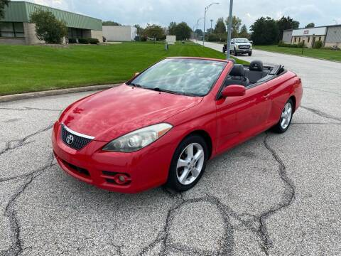 2008 Toyota Camry Solara for sale at JE Autoworks LLC in Willoughby OH