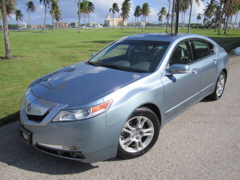 2009 Acura TL for sale at FLORIDACARSTOGO in West Palm Beach FL