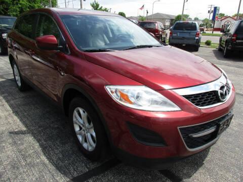 2011 Mazda CX-9 for sale at U C AUTO in Urbana IL