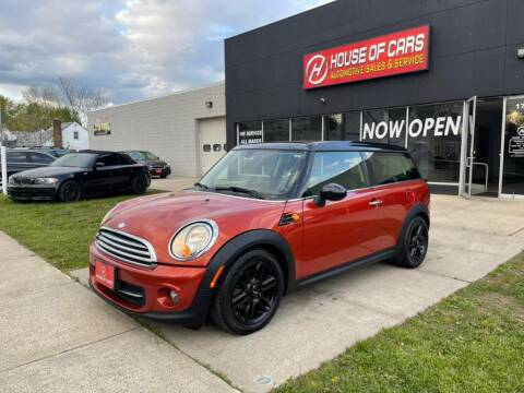 2014 MINI Clubman for sale at HOUSE OF CARS CT in Meriden CT