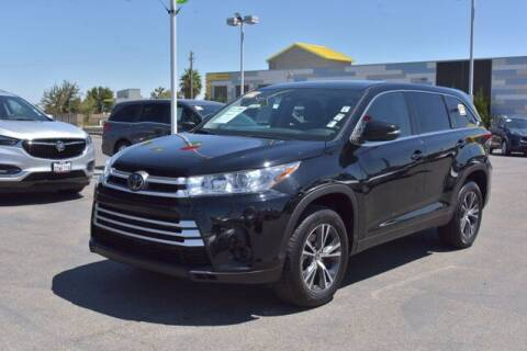 2019 Toyota Highlander for sale at Choice Motors in Merced CA