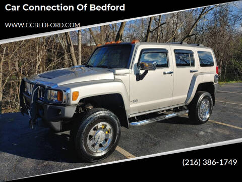 2006 HUMMER H3 for sale at Car Connection of Bedford in Bedford OH