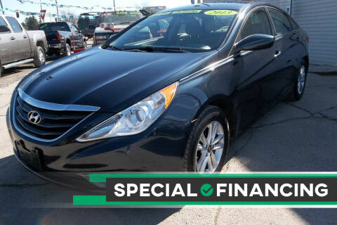 2013 Hyundai Sonata for sale at Highway 100 & Loomis Road Sales in Franklin WI