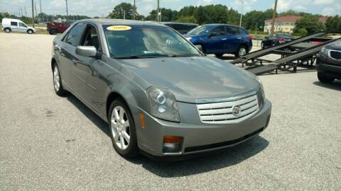 2006 Cadillac CTS for sale at Kelly & Kelly Supermarket of Cars in Fayetteville NC