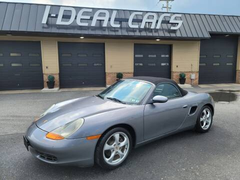 2002 Porsche Boxster for sale at I-Deal Cars in Harrisburg PA