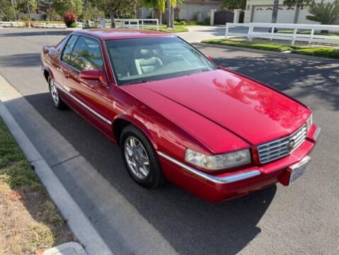 2000 Cadillac Eldorado for sale at Quality Auto Outlet in Vista CA