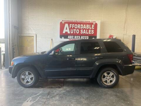 2007 Jeep Grand Cherokee for sale at Affordable Auto Sales in Humphrey NE
