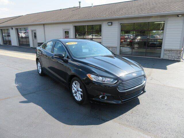 2013 Ford Fusion for sale at Tri-County Pre-Owned Superstore in Reynoldsburg OH