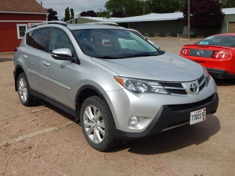 2015 Toyota RAV4 for sale at S & M Auto Sales in Centerville SD